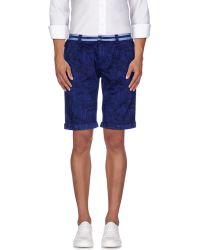 Alessandro Dell'acqua - Bermuda Shorts - Lyst