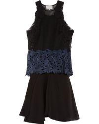 3.1 Phillip Lim Lace Two Piece Dress - Lyst