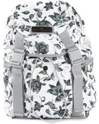 Adidas By Stella McCartney Floral Print Backpack - Lyst