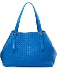Bottega Veneta Veneta Medium A-shaped Tote Bag - Lyst