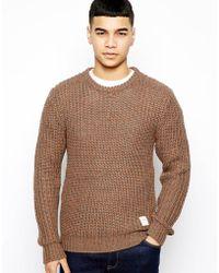 Bellfield Sweater Fisherman - Lyst