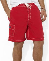 Polo Ralph Lauren Kailua Swim Trunks - Lyst
