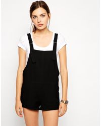 Finders Keepers Shuffle A Dream Playsuit - Lyst