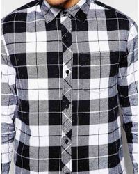 The Hundreds - Flannel Shirt - Lyst