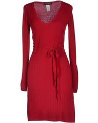 Laltramoda Short Dress - Lyst