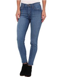 Free People Roller Crop Jean  - Lyst