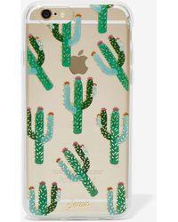 Nasty Gal - Sonix Iphone 6 Case - Cactus - Lyst