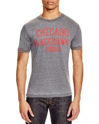 Red Jacket - Chicago Blackhawks Vintage Tee - Lyst