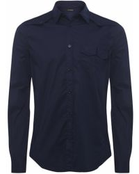 True Religion Sean Western Shirt - Lyst