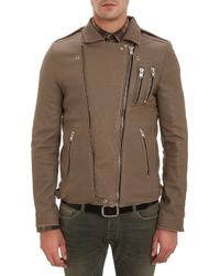 Iro Leather Moto Jacket - Lyst