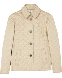Burberry Brit Copford Quilted Jacket - Lyst