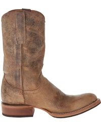 Lucchese boots casual boots - Lyst