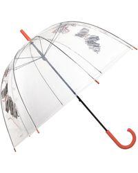 Radley - Fleet Street Birdcage Umbrella - Lyst