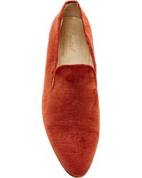Brock Collection - 1994 Velvet Loafer - Lyst