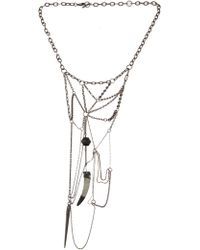 Beth Orduna - Spinel Necklace - Lyst