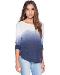 Feel The Piece Sami Dip Dye Sweater - Lyst