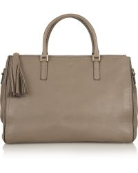 Anya Hindmarch Pimlico Leather Tote - Lyst