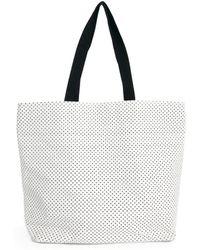 Asos Starlight Cut Out Shopper Bag - Lyst