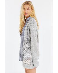 Kimchi Blue | Milly Femme Cozy Cardigan Sweater | Lyst