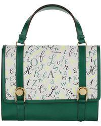 Olympia Le-Tan Bag green - Lyst