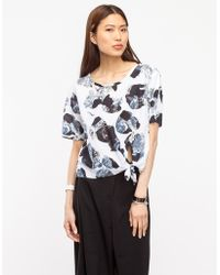 Rachel Comey Fervent Top in Wilding - Lyst