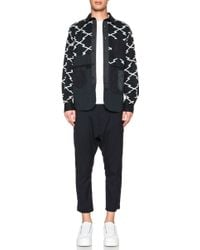 Junya Watanabe Men'S Tropical Wool Trousers - Lyst