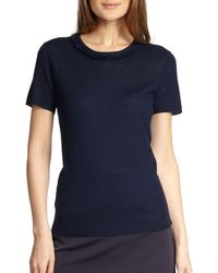Tory Burch Michaela Cashmere Sweater - Lyst