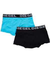Diesel Twopack Brief Set - Lyst