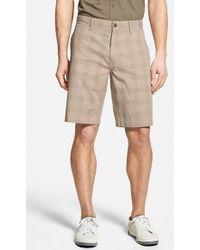 The North Face 'Alderson' Plaid Shorts - Lyst