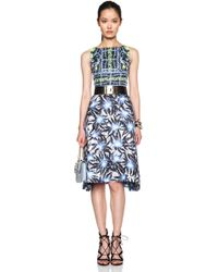 Peter Pilotto Lt Dress - Lyst