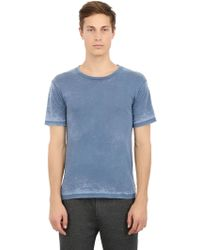 Alternative Apparel Billy Tee Organic Cotton Blend T-shirt - Lyst
