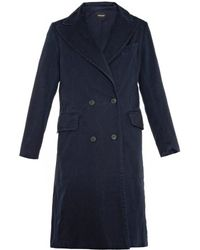 Rachel Comey Freight Double-breasted Coat - Lyst
