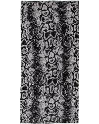 Autumn Cashmere - Snake Print Snood - Lyst