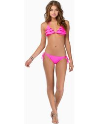 Tobi Heat Wave Bikini Set - Lyst