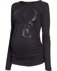 H&M Mama Fine-knit Jumper - Lyst