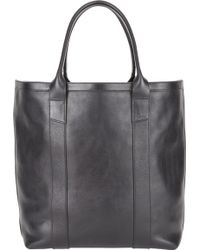Lotuff Leather - Opentop Tote - Lyst