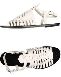 Proenza Schouler Sandals - Lyst