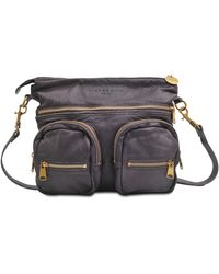 Liebeskind Anny Double Dyed Flap Bag - Lyst