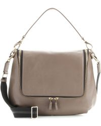 Anya Hindmarch Maxi Zip Leather Shoulder Bag - Lyst
