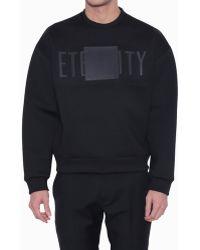 Calvin Klein Fargen Eternity Box Sweatshirt - Lyst