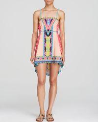 Peach Puff - Dress - Printed - Lyst