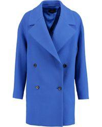 JOSEPH - Maubert Textured-cotton Coat - Lyst