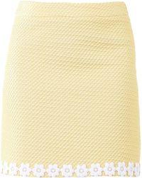 Boutique Moschino | Mini Skirt | Lyst