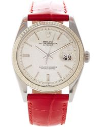 CMT Fine Watch And Jewelry Advisors - Rolex Datejust 1601 - Lyst
