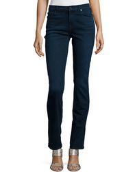 7 For All Mankind | Kimmie Straight-leg Jeans | Lyst