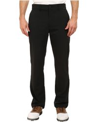 Travis Mathew Black Hough Pant - Lyst
