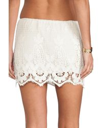 Jen's Pirate Booty - Forever Young Mini Skirt - Lyst