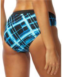 Carmen Marc Valvo - Classic Printed Bikini Bottoms - Lyst