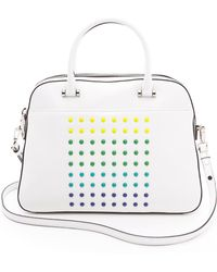MILLY - Colour Digital Satchel - Lyst