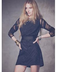 Free People Fp New Romantics Future Heirloom Dress - Lyst